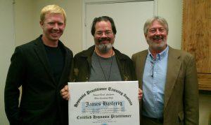 Hypnosis Practitioner Training Institute Graduation.