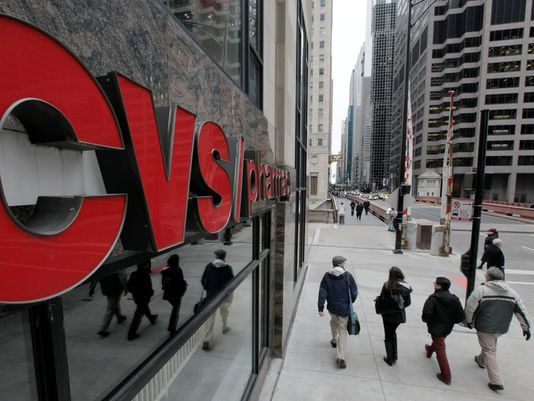 CVS – Will not sell tobacco products starting October 1st
