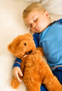 bedwetting children