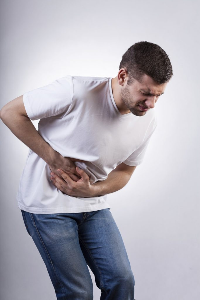 what are the differential diagnosis of abdominal pain
