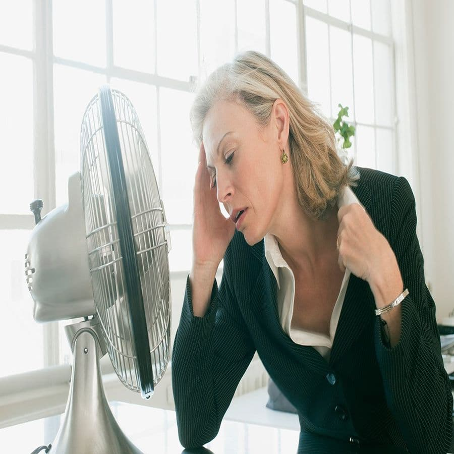 hot flashes in women